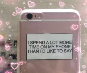 thoughts, aesthetic quotes, and phone case image