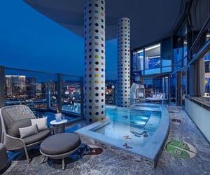 city view, Las Vegas, and penthouse image