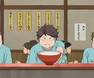 anime, gif, and hanamaki takahiro image
