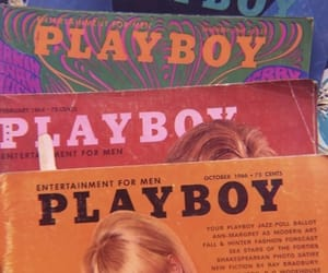 Playboy, magazine, and aesthetic image