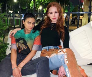 beauty, ginger, and riverdale image