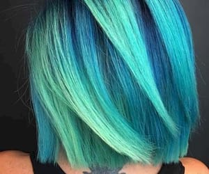 blue, bright, and colorful image