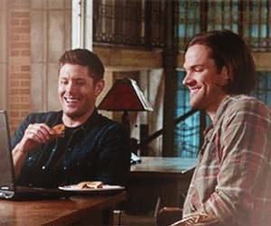 brothers, spn, and dean winchester image