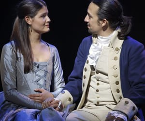 broadway, hamilton, and mom and dad image