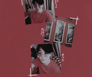 aesthetic, wallpaper, and bts image