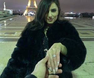 beauty, eiffel tower, and jewels image