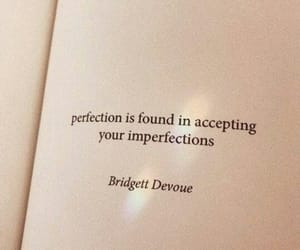 book, perfection, and imperfections image