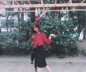 kpop, aisha, and heo yoorim image