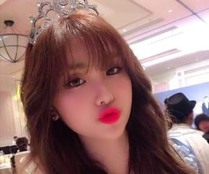 kpop, girl group, and everglow image