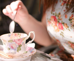 cup, lovely, and pastel image