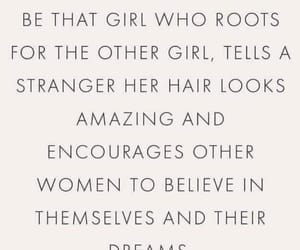 girl power, quotes, and women empowerment image