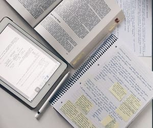 school, college, and notes image