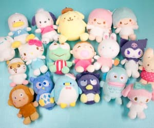 cinnamoroll, collection, and doll image