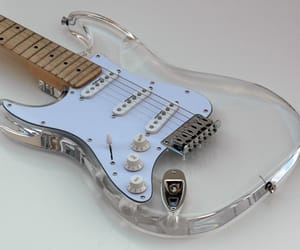clear and guitar image