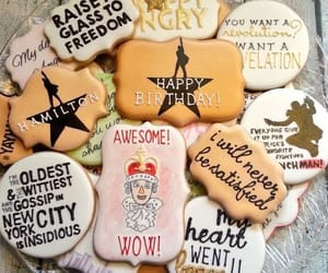 Cookies and hamilton image