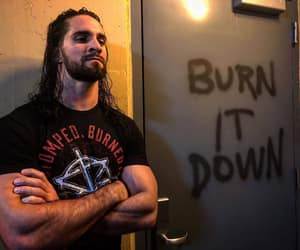 raw, the shield, and seth rollins image