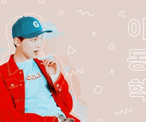 birthday, nct dream, and gif image