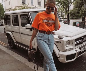 beauty, streetstyle, and cars image