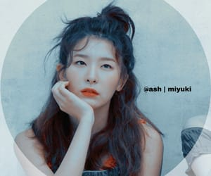 red velvet, theme, and seulgi image