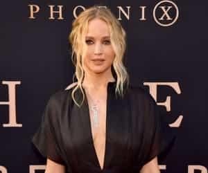 actress, Jennifer Lawrence, and fashion image