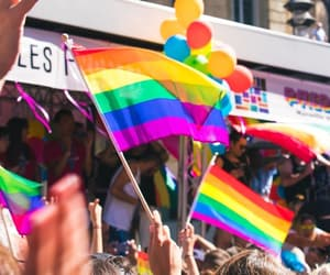gay pride, lgbtq, and pride image
