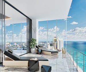 beach, fun, and Miami image