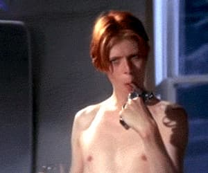 david bowie and gif image