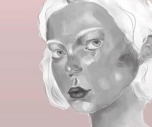 art, artist, and digitalpainting image