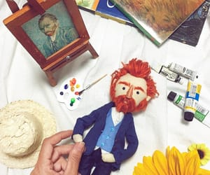 art, girassol, and toyArt image