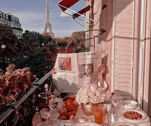 paris, aesthetic, and theme image