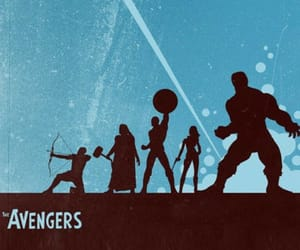 the avengers, Avengers, and Marvel image