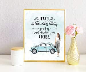 etsy, fashion poster, and motivational quote image