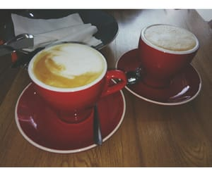 coffee, yes please, and cappucino image