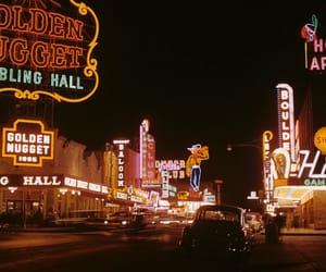Las Vegas, 50s, and casino image