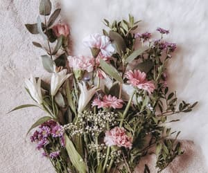 aesthetic, bouquets, and flowers image