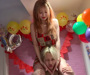 hyuna and edawn image