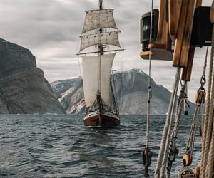 adventure, ocean, and salty image