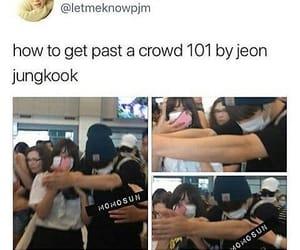 airport, kpop, and jungkook image