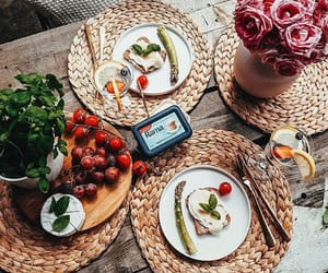 brunch, delicious, and food image