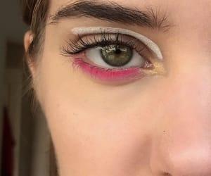 alternative, cool, and eyeshadow image