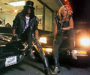 80s, Duff, and duff mckagan image