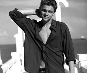 leonardo dicaprio, Hot, and boy image