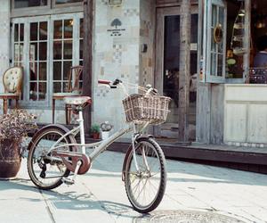 bike, vintage, and bicycle image