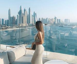 Dubai, girl, and luxury image