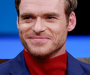 gif, handsome, and richard madden image