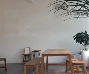 aesthetic, beige, and cafe image