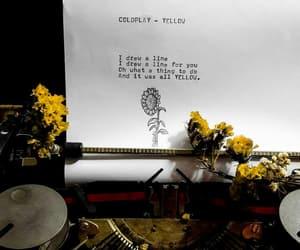 coldplay, Lyrics, and Parachutes image