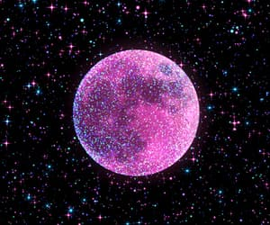 gif, home sweet home, and planet glitter image