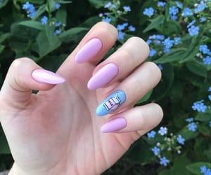 nails, style, and nailsart image