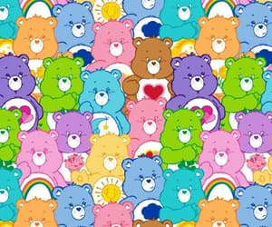 care bears, kawaii, and pastel image
